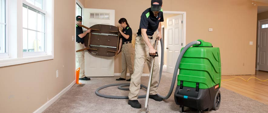 Jackson, MI residential restoration cleaning